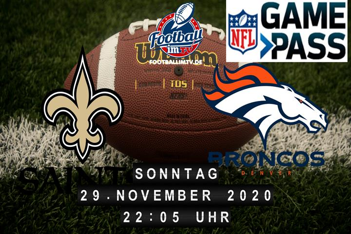 New Orleans Saints - Denver Broncos