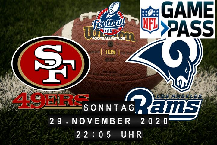 San Francisco 49ers - Los Angeles Rams