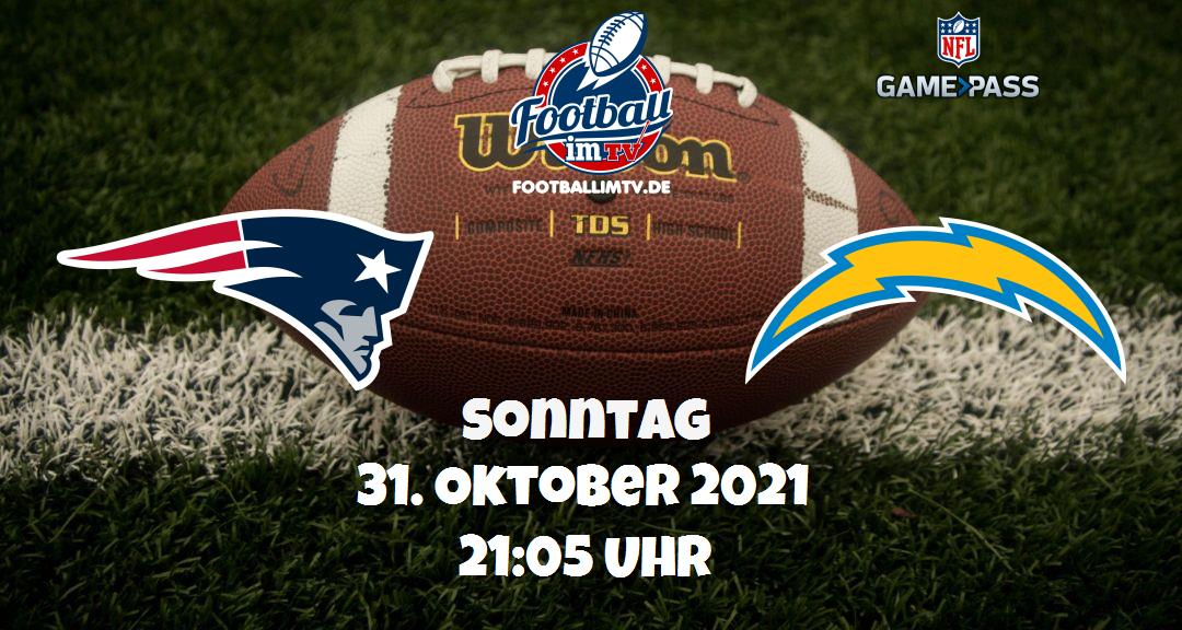 New England Patriots - Los Angeles Chargers