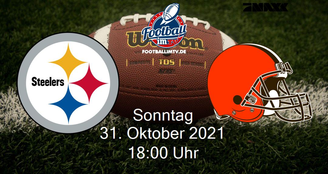Pittsburgh Steelers - Cleveland Browns